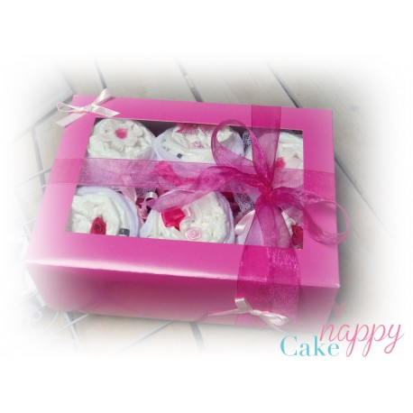 Cupcakes couches Girly Chantilly